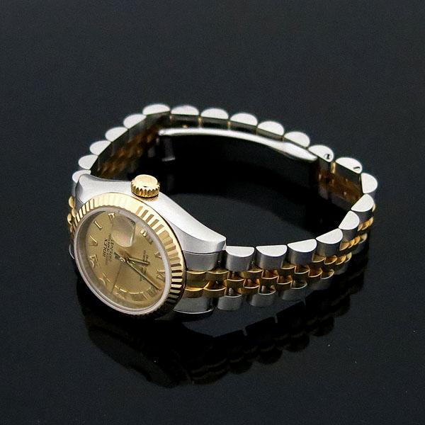 Rolex(로렉스) 179173 DATEJUST(데이저스트) 18K 골드 콤비 여성용 시계 [부산센텀본점] 이미지3 - 고이비토 중고명품