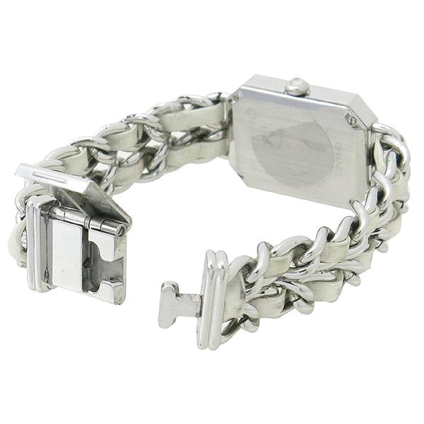 Chanel(샤넬) H1639 PREMIERE(프리미에르) 자개판 M사이즈 여성용 스틸 시계 [강남본점] 이미지4 - 고이비토 중고명품