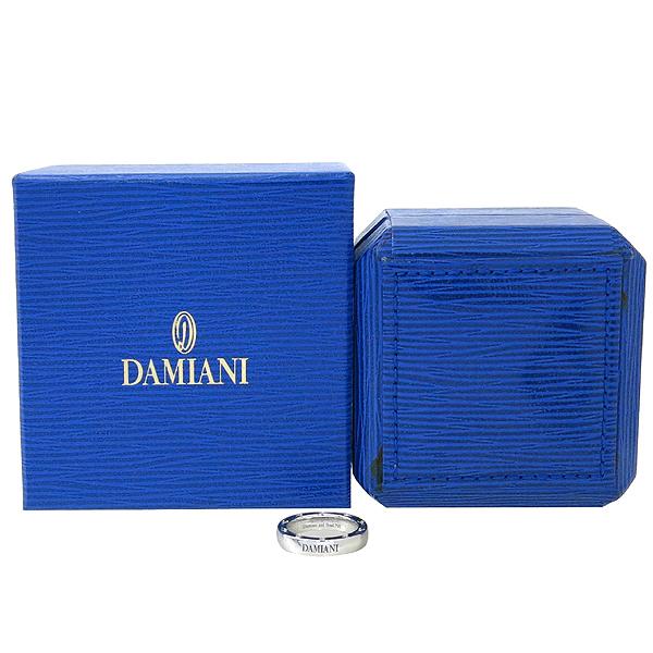 DAMIANI(다미아니) 18K 화이트골드 디사이드 20포인트 다이아 반지-9호 [대구반월당본점]