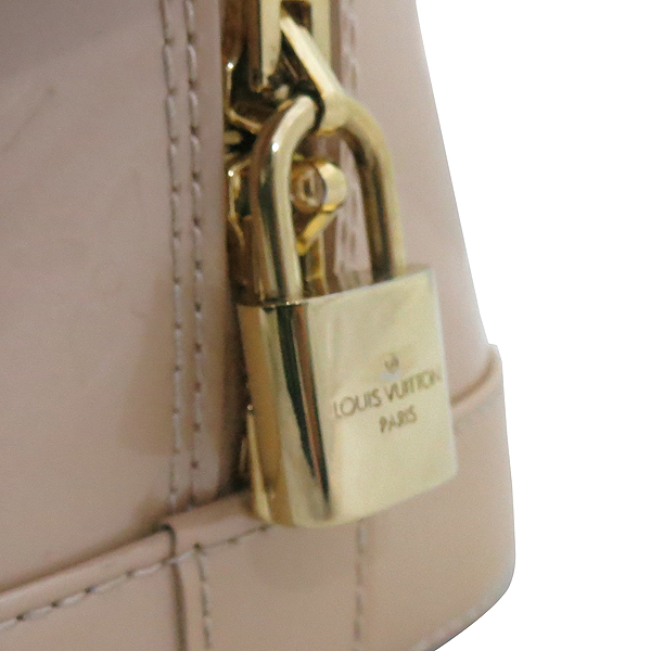 Louis Vuitton(루이비통) M91614 모노그램 플로랑탱 베르니 알마PM  토트백 [부산서면롯데점] 이미지5 - 고이비토 중고명품