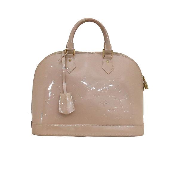 Louis Vuitton(루이비통) M91614 모노그램 플로랑탱 베르니 알마PM  토트백 [부산서면롯데점] 이미지2 - 고이비토 중고명품