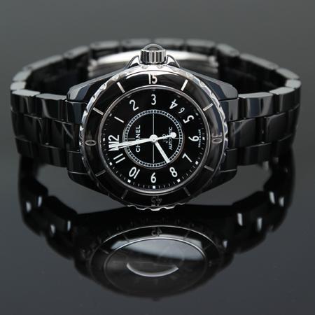 Chanel(샤넬) H0685 J12 매트블랙 세라믹 38MM 남성용 시계[광주롯데점] 이미지3 - 고이비토 중고명품