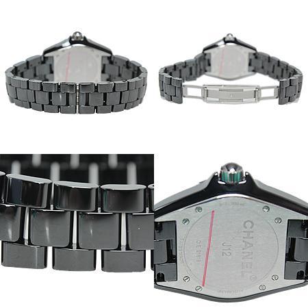 Chanel(샤넬) H0685 J12 매트블랙 세라믹 38MM 남성용 시계[광주롯데점] 이미지5 - 고이비토 중고명품