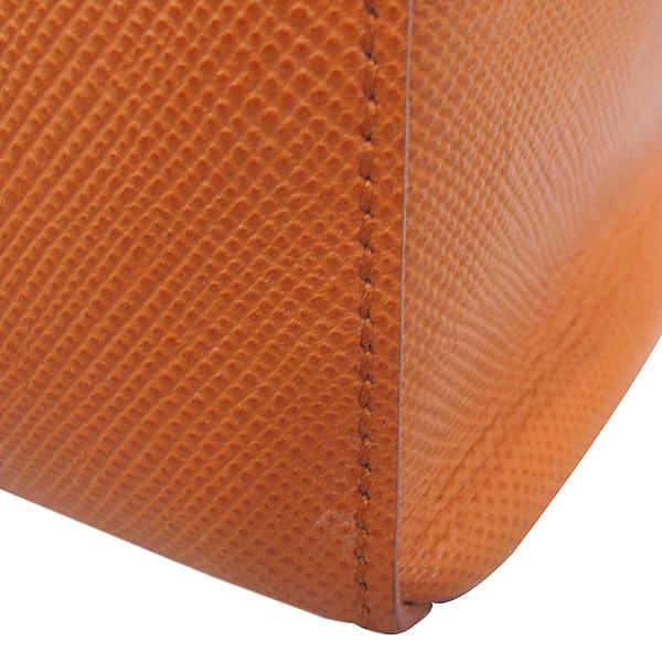 Prada(프라다) BN2569 오렌지 컬러 사피아노 2WAY [인천점] 이미지5 - 고이비토 중고명품