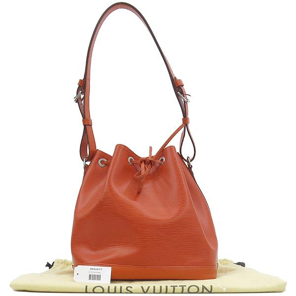 Louis Vuitton(루이비통) M40677 에삐 오렌지 Piment 쁘띠 노에 NM 숄더백 [대구반월당본점]