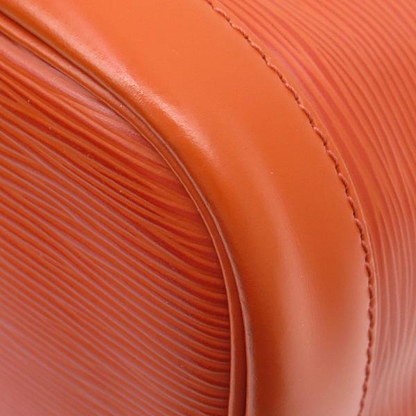 Louis Vuitton(루이비통) M40677 에삐 오렌지 Piment 쁘띠 노에 NM 숄더백 [대구반월당본점] 이미지5 - 고이비토 중고명품