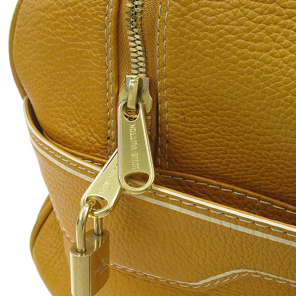 Louis Vuitton(루이비통) M95138 한정판 토바고 옐로우 레더 캐리올 토트백 [강남본점] 이미지3 - 고이비토 중고명품