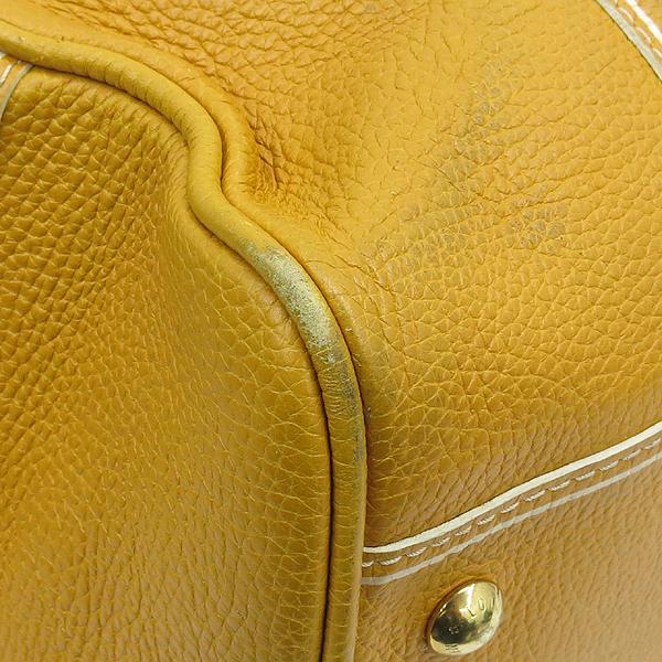 Louis Vuitton(루이비통) M95138 한정판 토바고 옐로우 레더 캐리올 토트백 [강남본점] 이미지4 - 고이비토 중고명품