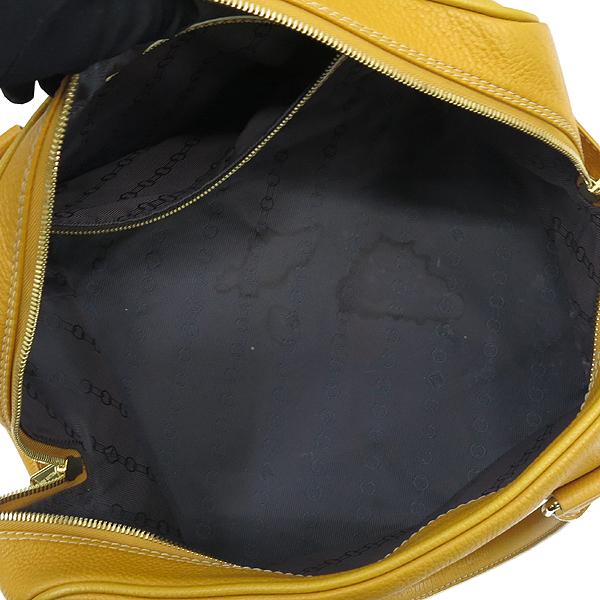 Louis Vuitton(루이비통) M95138 한정판 토바고 옐로우 레더 캐리올 토트백 [강남본점] 이미지5 - 고이비토 중고명품