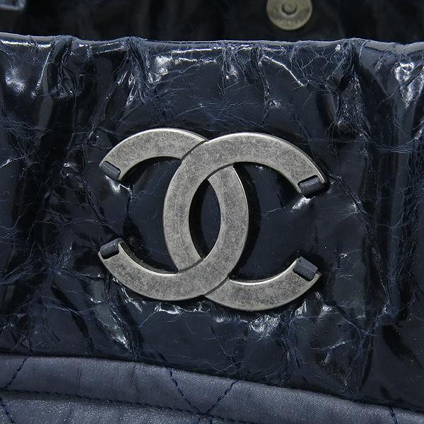 Chanel(샤넬) A49682 IN THE MIX(인더믹스) 멀티 블루/브라운컬러 빈티지체인 2WAY [강남본점] 이미지5 - 고이비토 중고명품