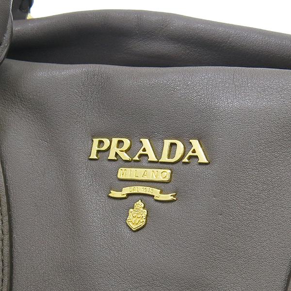 Prada(프라다) BN1904 SOFT CALF(소프트 카프) 레더 토트백 + 숄더스트랩 [대구반월당본점] 이미지4 - 고이비토 중고명품