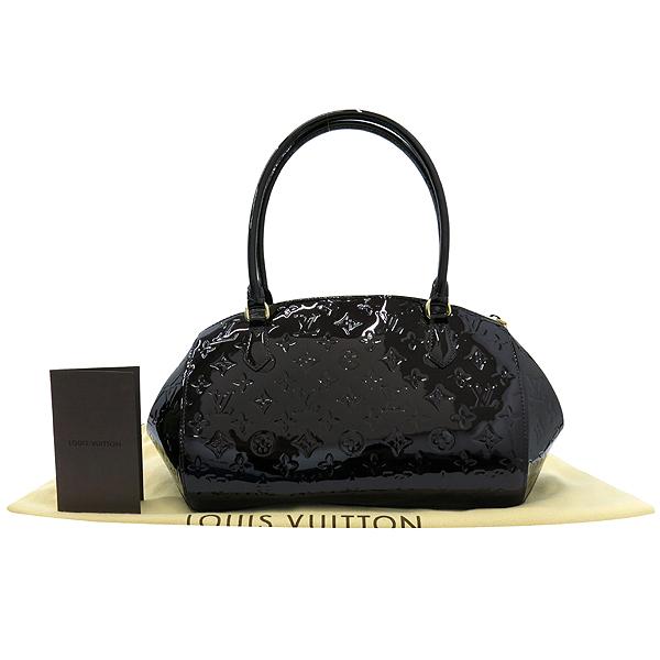 Louis Vuitton(루이비통) M91489 모노그램 베르니 아마랑뜨 쉐어우드 GM 토트백 [강남본점]