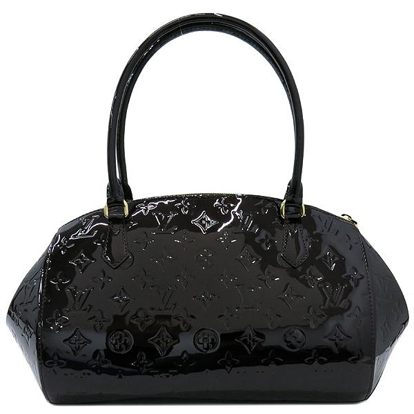 Louis Vuitton(루이비통) M91489 모노그램 베르니 아마랑뜨 쉐어우드 GM 토트백 [강남본점] 이미지2 - 고이비토 중고명품