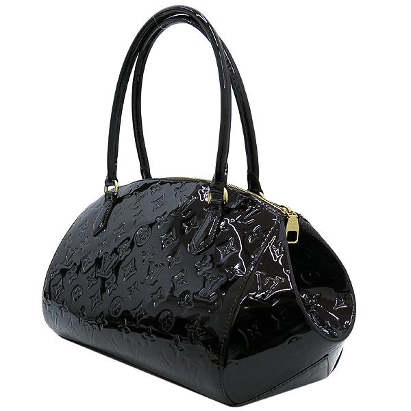 Louis Vuitton(루이비통) M91489 모노그램 베르니 아마랑뜨 쉐어우드 GM 토트백 [강남본점] 이미지3 - 고이비토 중고명품