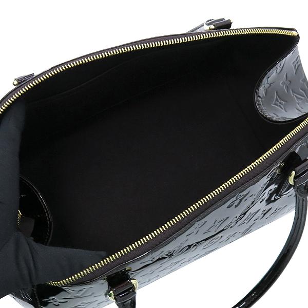 Louis Vuitton(루이비통) M91489 모노그램 베르니 아마랑뜨 쉐어우드 GM 토트백 [강남본점] 이미지6 - 고이비토 중고명품