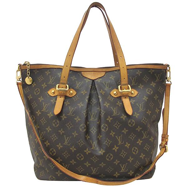 Louis Vuitton(루이비통) M40146 모노그램 캔버스 팔레모 GM 토트백 + 숄더스트랩 [대구반월당본점] 이미지2 - 고이비토 중고명품