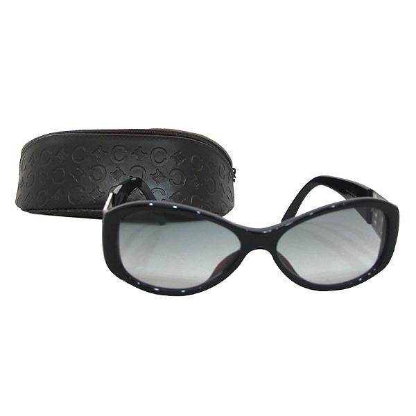 Celine(셀린느) SC1549 측면 이니셜 로고 뿔테 선글라스 [강남본점]