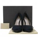 BOTTEGAVENETA (보테가베네타) 202360 블랙 스웨이드 펌프스 여성용 구두 [부산센텀본점]