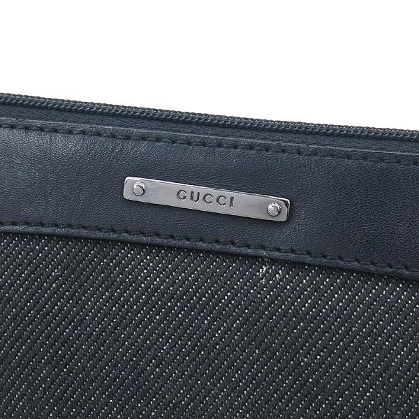 Gucci(구찌) 92820 3색 패브릭 파우치 이미지3 - 고이비토 중고명품