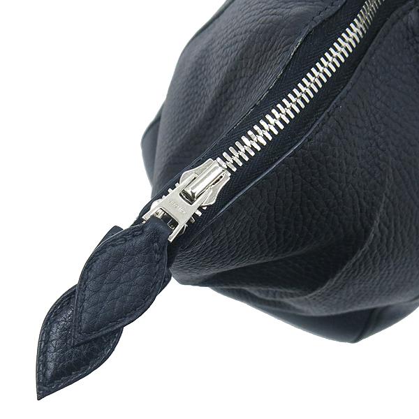 Hermes(에르메스) 블랙 컬러 토고 라지 사이즈 붐베이 숄더백 [강남본점] 이미지4 - 고이비토 중고명품