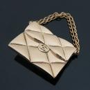 Chanel(샤넬) 금장 클래식 가방 장식 브로치 [부산센텀본점]