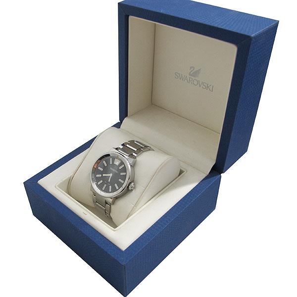 Swarovski(스와로브스키) 1047353 스틸 밴드 남여공용 쿼츠 시계 [인천점] 이미지5 - 고이비토 중고명품