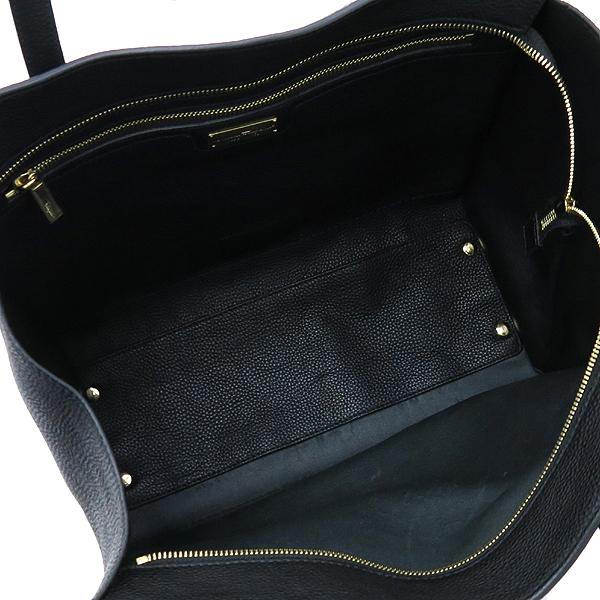 Ferragamo(페라가모) 21 F215 로고 장식 블랙 컬러 숄더백 [강남본점] 이미지7 - 고이비토 중고명품