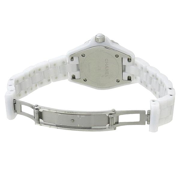 Chanel(샤넬) H2570 J12 8포인트 다이아 자개판 쿼츠 여성용 시계 [강남본점] 이미지4 - 고이비토 중고명품