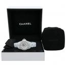 Chanel(샤넬) H2570 J12 8포인트 다이아 자개판 쿼츠 여성용 시계 [강남본점]