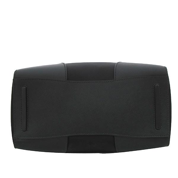 Prada(프라다) 1BA005 사피아노 + 테수토 블랙 탑 핸들 토트백 [대구반월당본점] 이미지5 - 고이비토 중고명품