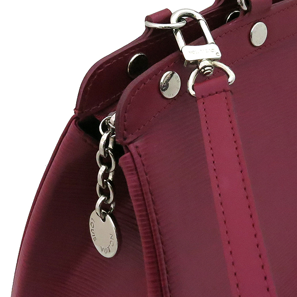 Louis Vuitton(루이비통) M40820 에삐 레더 푸시아 컬러 브레아 MM 2WAY [부산센텀본점] 이미지3 - 고이비토 중고명품