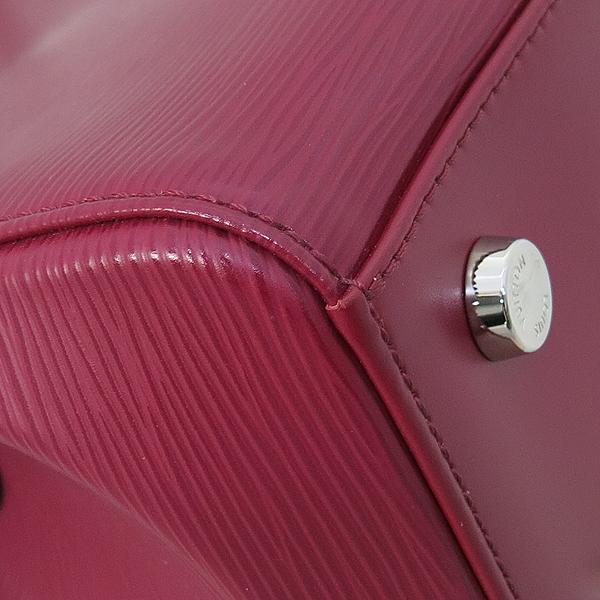 Louis Vuitton(루이비통) M40820 에삐 레더 푸시아 컬러 브레아 MM 2WAY [부산센텀본점] 이미지4 - 고이비토 중고명품