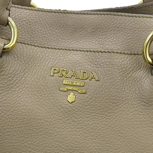 Prada(프라다) 베이지 컬러 비텔로 다이노 2WAY [강남본점] 이미지3 - 고이비토 중고명품