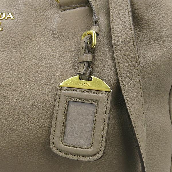 Prada(프라다) 베이지 컬러 비텔로 다이노 2WAY [강남본점] 이미지4 - 고이비토 중고명품