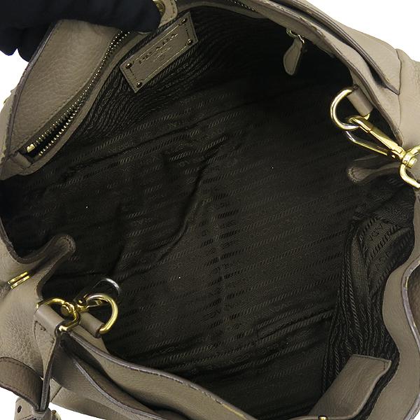 Prada(프라다) 베이지 컬러 비텔로 다이노 2WAY [강남본점] 이미지5 - 고이비토 중고명품
