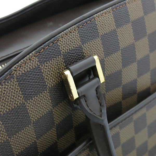 Louis Vuitton(루이비통) N51282 다미에 에벤 캔버스 사리아 호리즌탈 토트백 [부산센텀본점] 이미지3 - 고이비토 중고명품