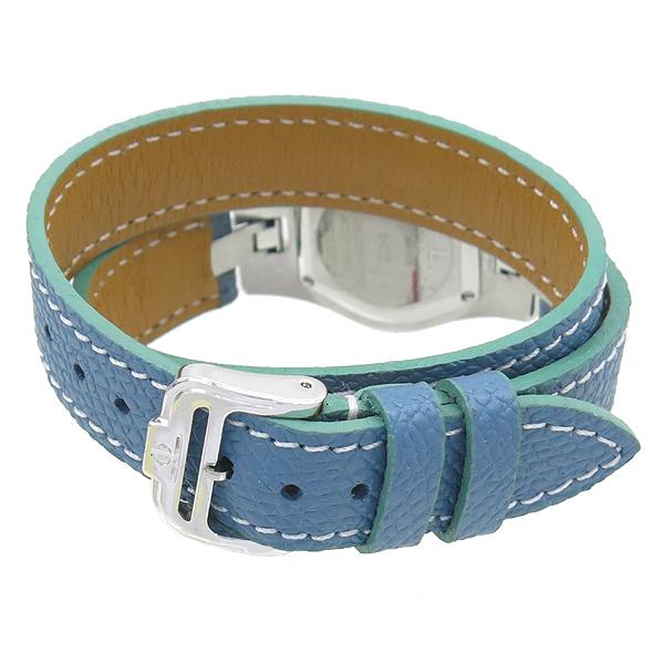 Baume&Mercier(보메메르시에) LINEA 자개판 가죽밴드 여성용 시계 [강남본점] 이미지3 - 고이비토 중고명품