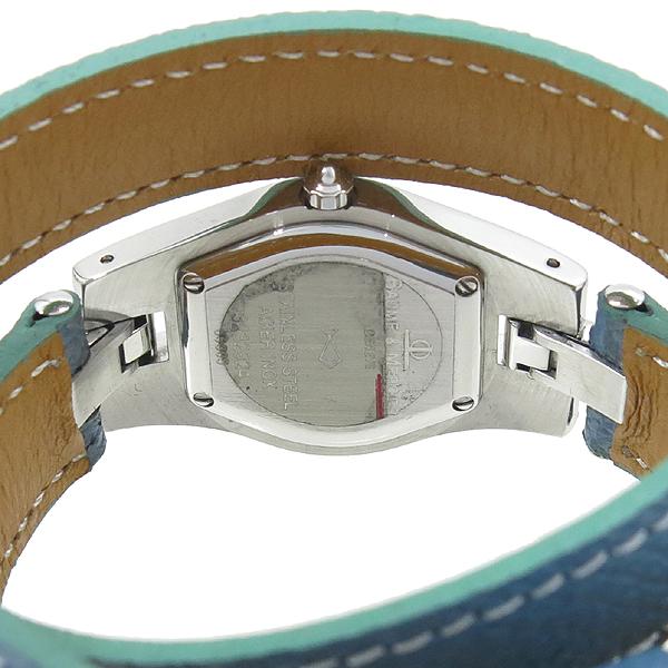 Baume&Mercier(보메메르시에) LINEA 자개판 가죽밴드 여성용 시계 [강남본점] 이미지4 - 고이비토 중고명품