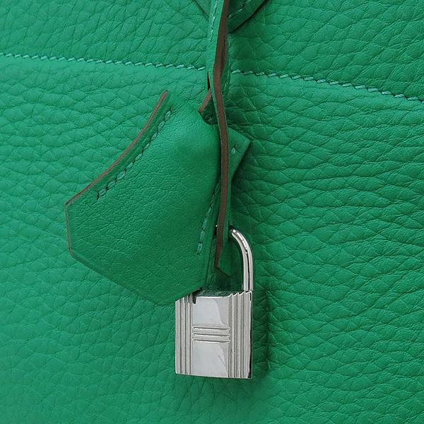 Hermes(에르메스) 볼리드 VERT BENGHAL(그린)컬러 35 토트백 + 숄더스트랩 + 정품 트윌리 스카프SET [대구동성로점] 이미지6 - 고이비토 중고명품