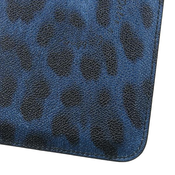 D&G(돌체&가바나) BV0087 블루 블랙 레오파드 PVC태블릿 케이스 [강남본점] 이미지3 - 고이비토 중고명품