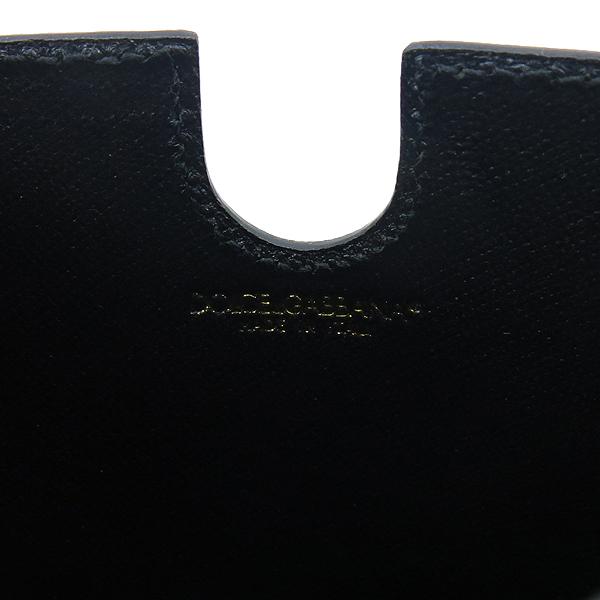 D&G(돌체&가바나) BV0087 블루 블랙 레오파드 PVC태블릿 케이스 [강남본점] 이미지4 - 고이비토 중고명품