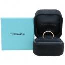 Tiffany(티파니) 18K(750) 로즈 골드 ELSA PERETI(엘사 퍼레티) 1포인트 다이아 반지 - 8 호 [강남본점]