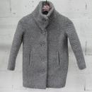 HERNO(에르노) 알파카 혼방 그레이 컬러 아동용 코트 [동대문점]