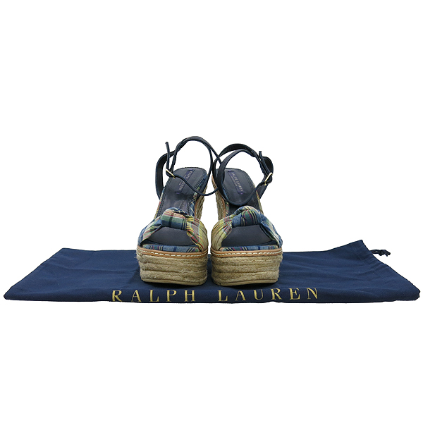 Polo Ralphlauren(폴로) 웨지힐 가보시 여성용 구두 [강남본점]
