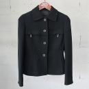Prada(프라다) 블랙 컬러 울 혼방 여성용 자켓 [동대문점]