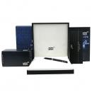 Montblanc(몽블랑) 109352 마이스터스튁 Classique 블루 사파이어 디테일 14K 펜촉 만년필 [2013년 Unicef Special Edition] [강남본점]