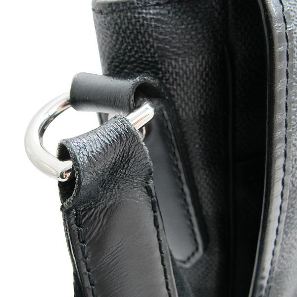 Louis Vuitton(루이비통) N58029 다미에 그라피트 캔버스 다니엘 MM 크로스백 [대구반월당본점] 이미지5 - 고이비토 중고명품