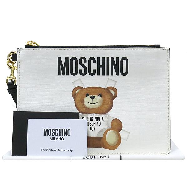 Moschino(모스키노) 17신상 1712A843182101001 Toy Bear(토이 베어) 클러치백 [대구반월당본점]