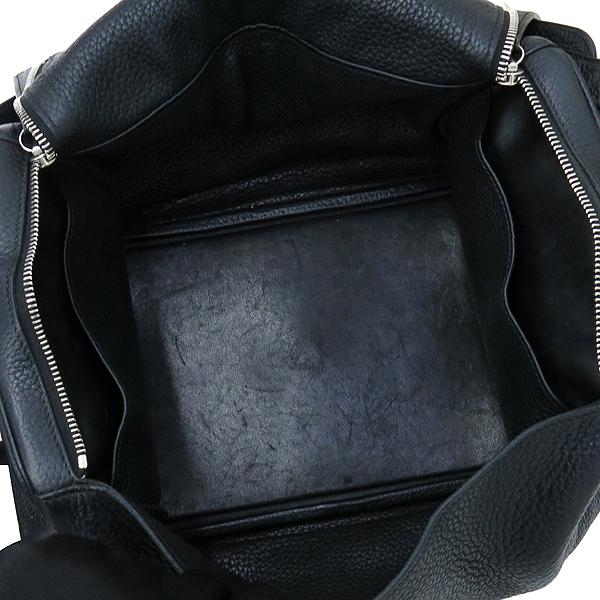 Hermes(에르메스) 블랙 컬러 레더 린디 34 2WAY [강남본점] 이미지6 - 고이비토 중고명품