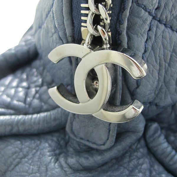 Chanel(샤넬) 램스킨 퀼팅 메탈 체인 COCO로고 장식 빅 숄더백 [인천점] 이미지3 - 고이비토 중고명품